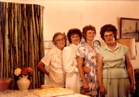Irene Foster Birthday, 1982