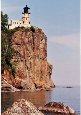 Lake Superior, MN - Split Rock Lighthouse