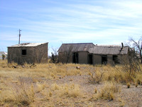 Hachita, NM - Buildings