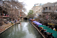 San Antonio, TX - Riverwalk