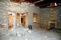 Brackettville, TX - Abandoned Building Interior