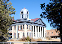 Fort Davis, TX - Jeff Davis County Courthouse