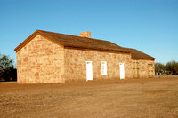 Fort Chadbourne, TX - Building