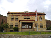 Clifton, AZ - Courthouse