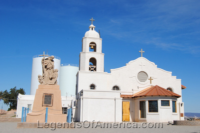 Fort Yuma, CA - St Thomas Church