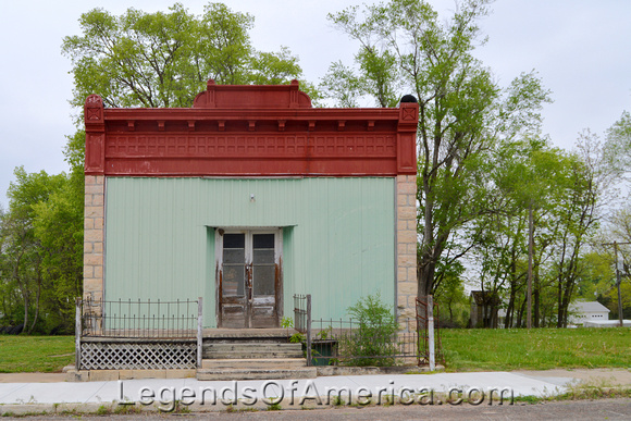 Oketo, KS - Old Building - 2