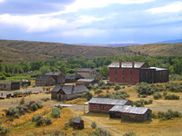 Bannack, MT - Town View
