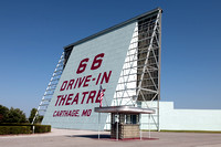 Carthage, MO - 66 Drive-In Theatre