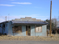 Duran, NM - Business Building