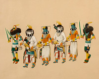 Zuni Council of the Gods