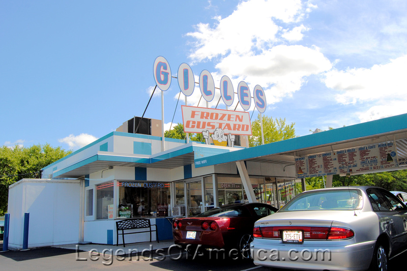 Fond Du Lac, WI - Gilles Drive-In