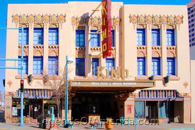 Albuquerque, NM - Kimo Theatre - 2