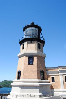 Lake Superior, MN - Split Rock Lighthouse