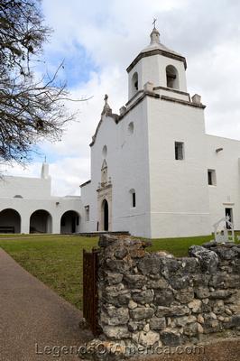 Goliad, TX - Mission Espirtu Santo