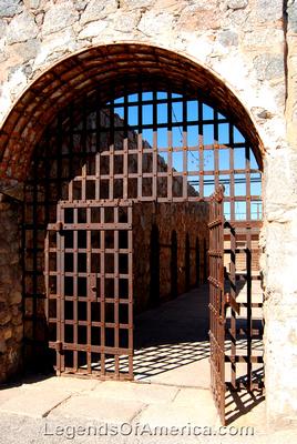Yuma, AZ - Territorial Prison