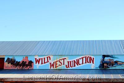 Williams, AZ - Wild West Junction