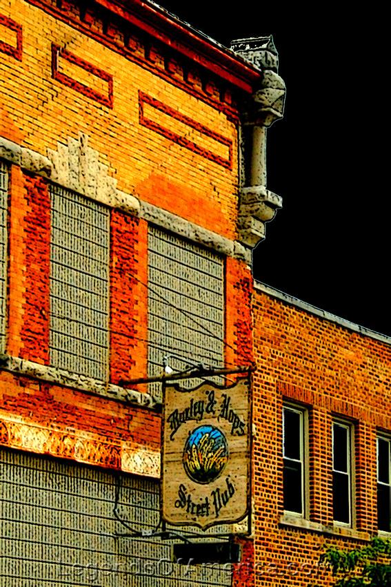 Oshkosh, WI - Street Pub