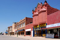 Eureka, KS - Main Street Buildings