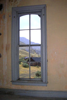 Bannack, MT - Window View - 2