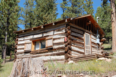 Eagle Nest, NM - Idlewild Cabin