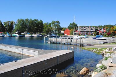 Suttons Bay, MI - Harbor