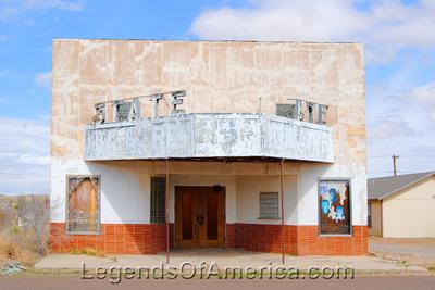 Sierra Blanca, TX - Theater
