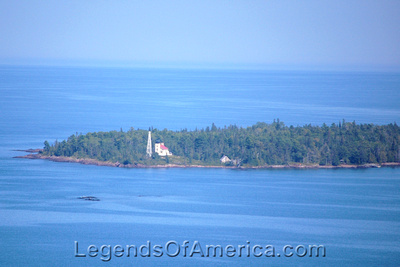 Copper Harbor, MI - Lake Superior