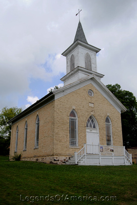 Sullivan, WI - Evangelical United Brethren Church