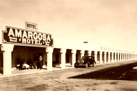 Death Valley Junction, CA - Amargosa Hotel, 1935.