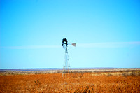 Glenrio, TX - Staked Plains Windmill
