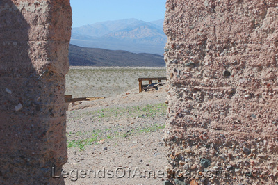 Death Valley, CA - Ashford Mill - 2