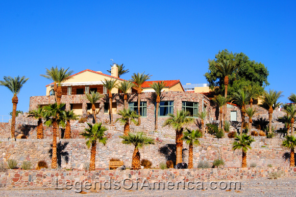 Furnace Creek, CA - Furnace Creek Inn