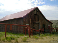 Atlantic City, WY - Barn