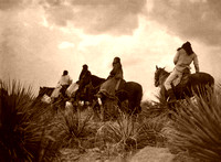 Apache Before the Storm, 1906