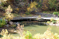 Elk Falls, KS - Elk River Rock Formation