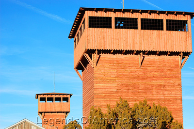 Houck, AZ - Fort Courage - 2