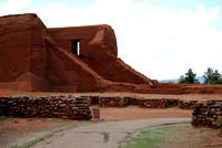 Pecos National Park, NM - Pueblo Mission
