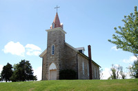 Atchison Co, KS - St Patrick Catholic Church