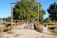 Fort Caspar, WY - Guinard Bridge - 2