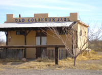 Columbus, NM - Old Jail
