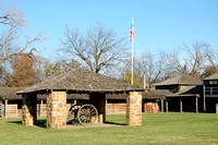 Fort Gibson, OK - Old Fort - 2