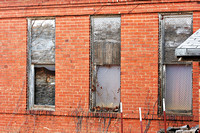 Fallis, OK - Community Center Windows