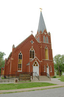 Kaskascia, IL - Church of the Immaculate Conception