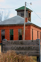 Fallis, OK - Old Community Center